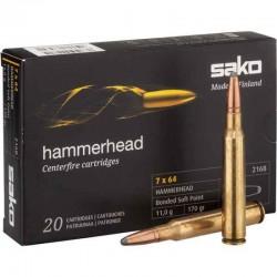 Sako 7x64 11,0g SP Hammerhead