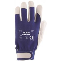Pracovné rukavice Hobby