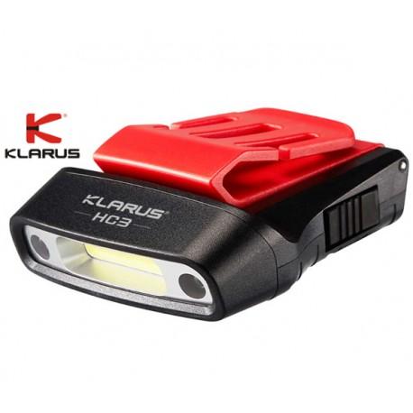 Čelovka KLARUS HC3
