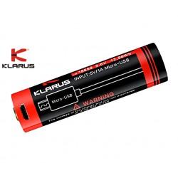 KLARUS akumulátor 18650 3600mah