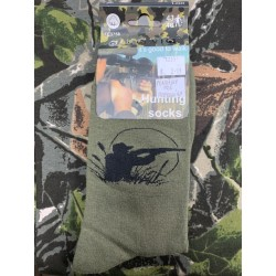 Ponožky pre poľovníka