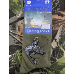 Ponožky pre rybára
