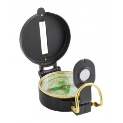 M-Tramp kovový kompas v púzdre