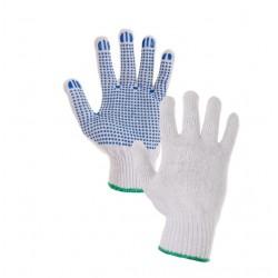 Textilné pracovné rukavice FALO